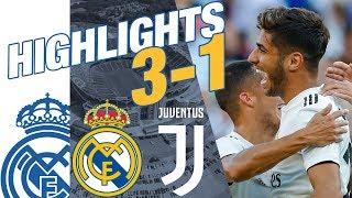 04/08/2018 - International Champions Cup - Real Madrid-Juventus 3-1, gli highlights