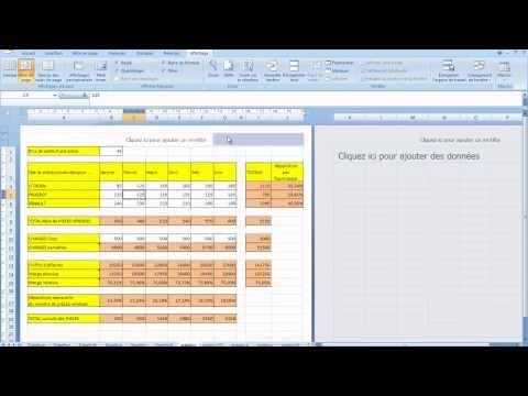 EXCEl - Calculs base - Suivi commercial