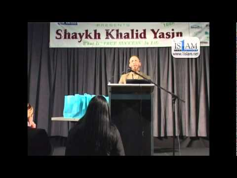 Our Beginning... Our End | Khalid Yasin (Part 3 of 3)