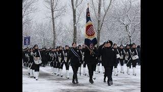 Урочистості з нагоди Дня Соборності України відбулися у ХНУВС