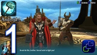 Thor: The Dark World The Official Game Android