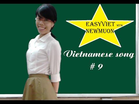 Learn Vietnamese through song with English Sub: Cô gái đến từ hôm qua - apprendre le vietnamien