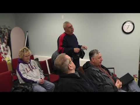 Champlain Town Board Meeting 3-13-12
