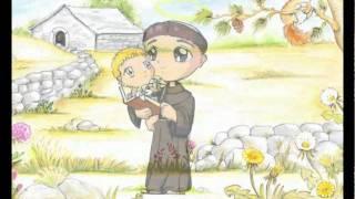 Iconografia Dei Santi In Stile Manga Video Www.studioebi
