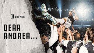 #GRAZIEBARZA: Dear Andrea...   Juventus' message to Barzagli