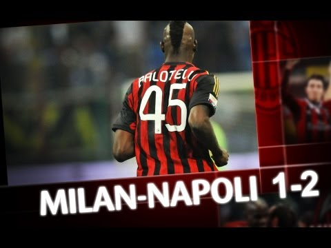 AC Milan I Milan-Napoli 1-2 Highlights