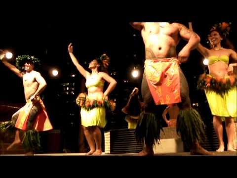 Waikiki Starlight Luau (Jan. 2, 2013), Part 2