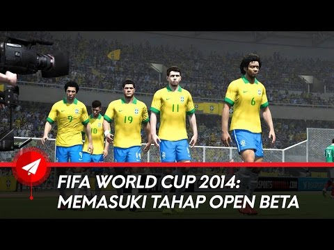 INIGAME NEWS - FIFA WORLD 2014