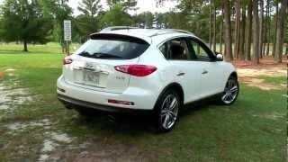 2012 Infiniti EX35 Journey RWD SUV, Detailed Walkaround videos