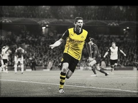 Robert Lewandowski | Best Goals & Skills | 2010-2014 | HD | New