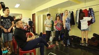 [8VBIZ] - Trấn Thành chạy show trước ngày cưới, bị Trường Giang, Thu Trang, Tóc Tiên trêu chọc