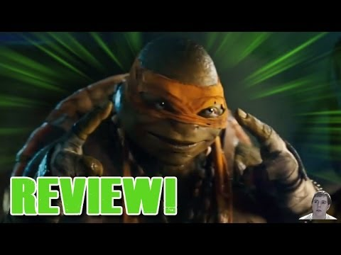 Teenage Mutant Ninja Turtles Official Trailer #1 (2014) - Video Review!