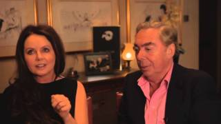 Sarah Brightman And Andrew Lloyd Webber On 25 Years Of