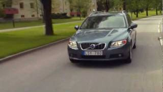 Volvo V70 review - CarBuyer videos