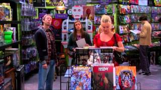 The Big Bang Theory Season 6 Ep 13 Best Scenes
