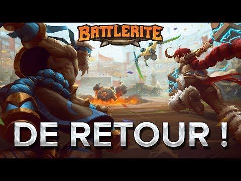 Battlerite #7 : De retour !