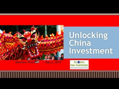 Unlocking China Investment
