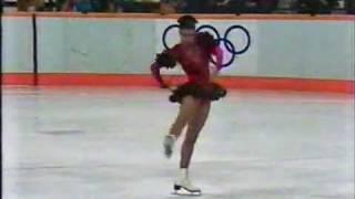 [HQ] Katarina Witt 1988 Olympics LP (CBS)