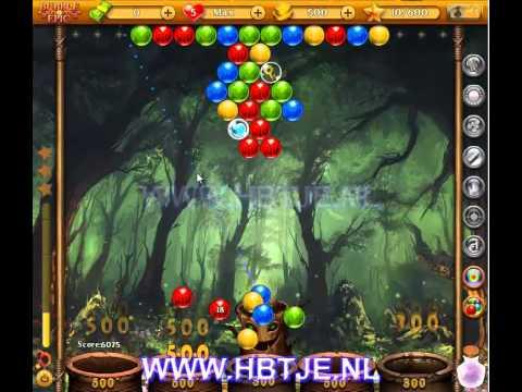 Bubble Epic level 4