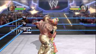 WWE All Stars PS3 Gameplay HD