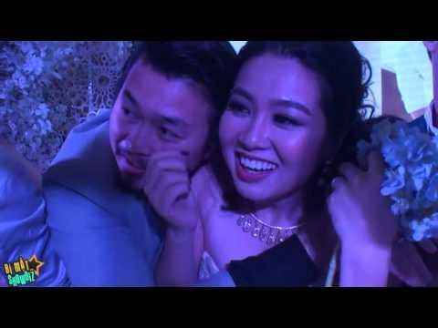 [8VBIZ] - Lê Khánh, Đại Nghĩa quậy tưng bừng tiệc cưới Lương Thế Thành