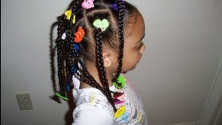 How To Braid Black Kids Hair Free Watch and Download | Movie Free