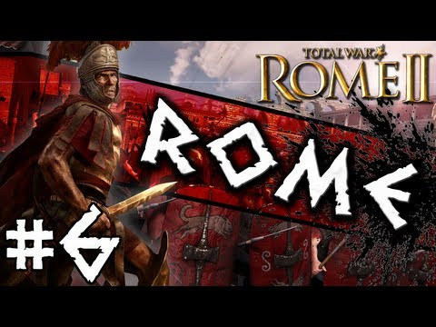 Total War: Rome II: Rome Campaign #6 ~ Consolidating the Economy!