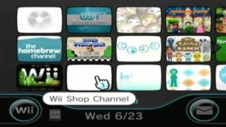 How To Update Wii Shop Channel Without Updating Your Wii W