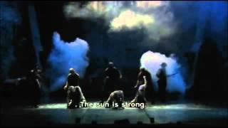 Les Misérables (10th Anniversary) - Look down [Lyrics on screen]