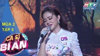 HTV CA SĨ BÍ ẨN | MÙA 2 | Dương Ngọc Thái lần đầu xuất hiện cùng vợ | CSBA #5 FULL | 26/3/2018