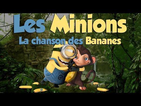 Minions - La chanson des bananes (Parodie Les Enfoirés - La chanson du bénévole)