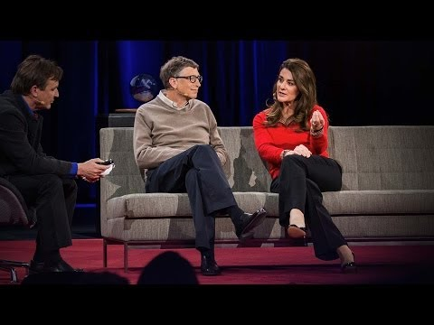 Bill and Melinda Gates: Why giving away our wealth has been the most satisfying thing we've done.