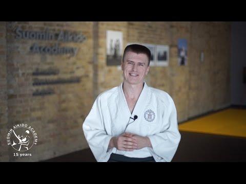 SAA Distinctive School of Aikido Self Development Practice