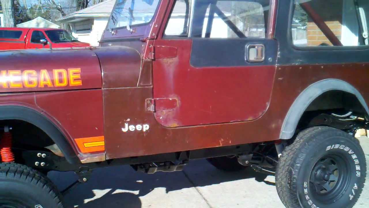 Restoration jeep cj7 restoration jeep cj7 restoration pictures fandeluxe Gallery