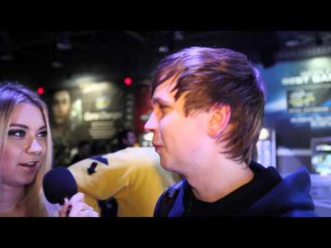 NaVi Чемпионы !!!  esl 2012 Интервью с Natus Vincere