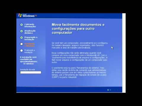 Como Formatar/Instalar o WINDOWS XP no seu Computador
