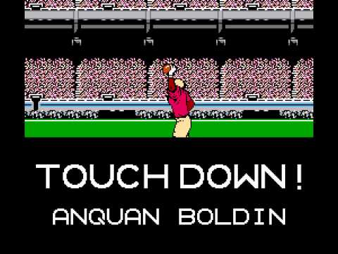Tecmo Super Bowl 2014 (tecmobowl.org hack) - Vizzed.com - Week 9 - jtotherock23 vs bobq - User video