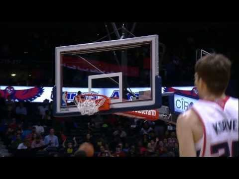 Kyle Korver's Record-Breaking 3-Pointer!