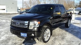 SOLD!!! Used 2014 Ford F150 Limited Crew AWD 4x4 Stock