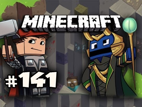Minecraft: Asgard Adventures w/Nova & Kootra Ep.141 - DISPENSER HERE