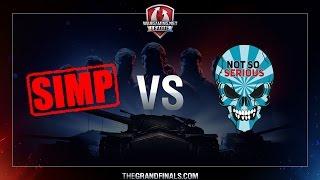WGL GF 2016 - Quarter-Finals - NSS Team vs SIMP