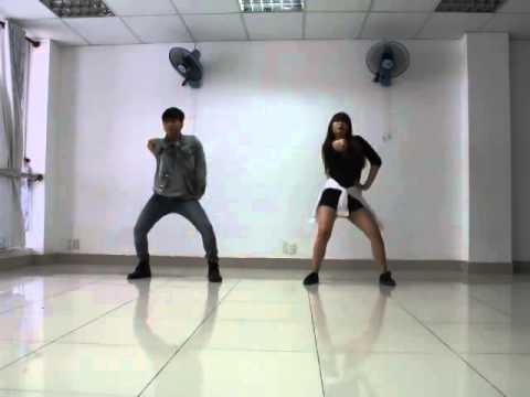Oh my chuối - nhảy hiện đại cover - Kelbi và Bori