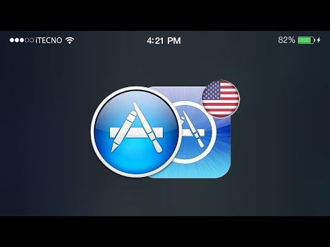 Como criar uma conta americana na App Store e iTunes Store (sem cartão de crédito e sem imposto)