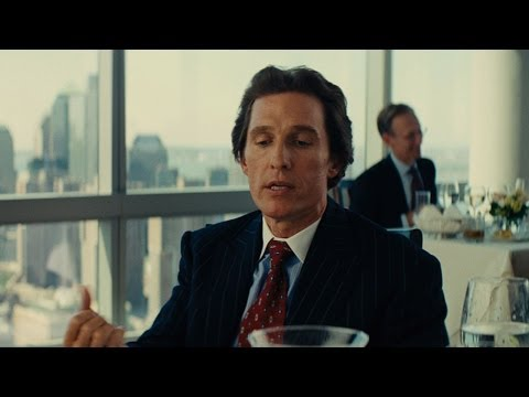 The Wolf of Wall Street -