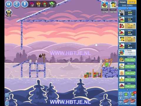 Angry Birds Friends Tournament Level 6 Week 136 (tournament 6) no power-ups