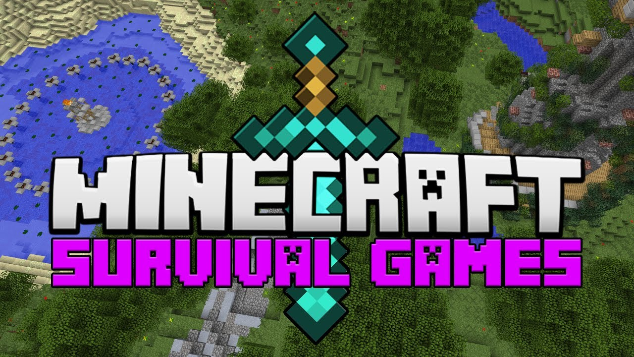 Minecraft survival games 1 feat bradengotgame youtube