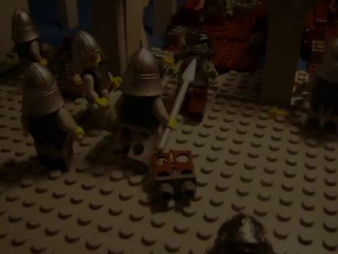 Lego Lord of the Rings: The battle for Osgiliath