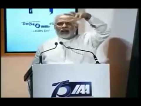 Narendra Modi Latest Speech on Emphasizing Brand India for better tomorrow