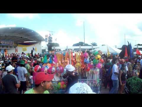 Fiesta del Mono en Caicara de Maturín 2010