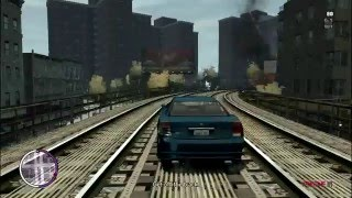"GTA IV Episodes From Liberty City (TBOGT) Mission 8 ""Bang"
